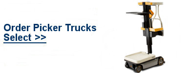 Select Crown Order Picker Trucks