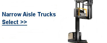 Select Crown Narrow Aisle Trucks